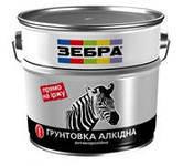 "Грунт по металлу ""ЗЕБРА"""