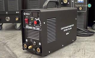 Аппарат для аргонной сварки Профи TIG 200A + MMA Rilon