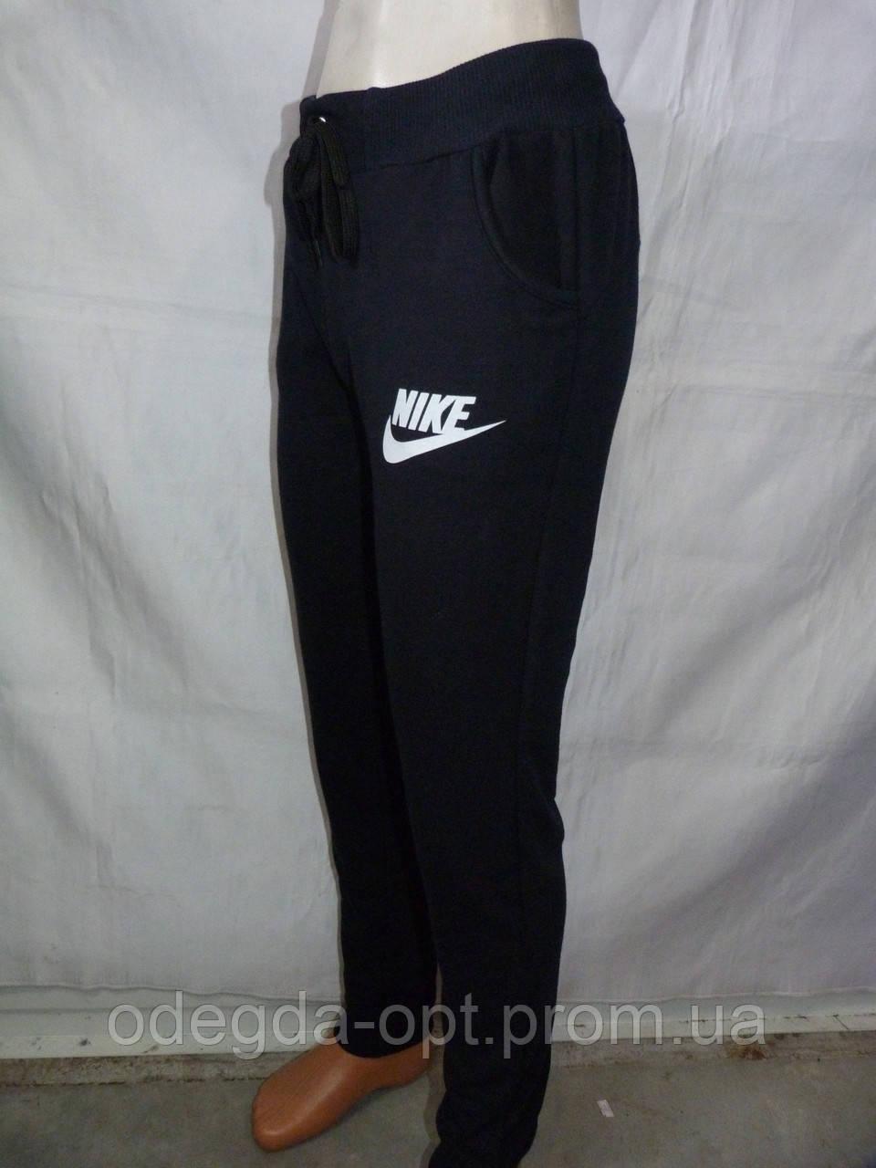 Женские спортивные штаны ТРИКОТАЖ Nike 42-50 купить оптом в Одессе не дорого в разных цветах, фото 1