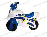 Мотоцикл-каталка Байк Полиция //(0139/510)