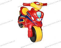 Мотоцикл-каталка МотоБайк Полиция (музыкальная)(0139/56)