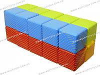 Кубики 20 шт. MP /5/(1-061)
