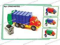 Машина Атлантис мусоровоз /6/(0633/cp0031401032)