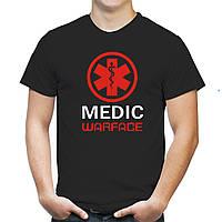 """Мужская футболка """"Медик Warface"""""""