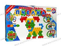 Мозаика-пазлы Пчелка 100 Технок /4/(1035)