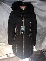 Пуховик женский на холлофайбере M-3XL купить оптм в Одессе