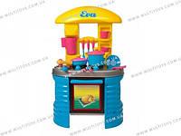 Стол-кухня Ева (сковорода+кастрюля+...) в коробке /2/(04-403)