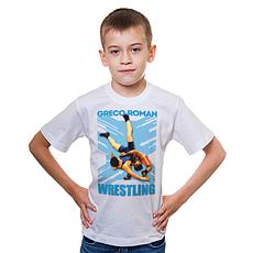 Спортивные футболки детские