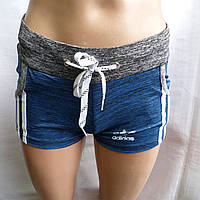 Шорты женские трикотажные оптом 44-52 спорт хорошего качества купить в одессе 7 км дешево Собственное производство