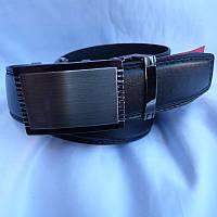 Ремень мужской Батал125-160мм кожазам 35мм купить оптом в Одессе недорого модные 7км