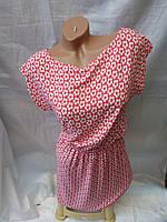 Женские летние платья Шифон хорошего качества купить 7км оптом Собственное производство