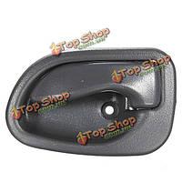Стойка задняя левая внутренняя внутри внутренней ручки двери для Hyundai 93-00
