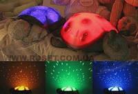 Ночник - проектор звездного неба Божья Коровка