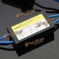 2XТ10 W5w и Лампа предупреждение компенсатор LED декодер-адаптер провода