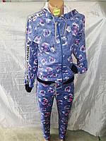 Женский спортивный костюм 42-48 трикотаж купить оптом дешево в Одессе 7км Собственное производство