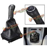 5 скорость рукоятка рычага переключения передач рычаг переключения передач манжета рама для VOLKSWAGEN VW Polo Mk4 9N 9n2 02
