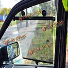 2x боковое окно автомобиля козырек от солнца козырек шторка-экран протектор, фото 3