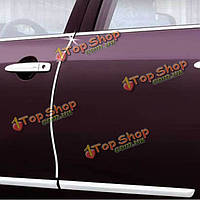 15м украшение автомобиля бампер интерьера U-образный полоса