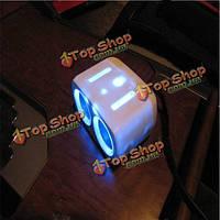 2 способ дистрибьютор питания Soure автомобильного прикуривателя с LED
