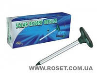 Отпугиватель грызунов на солнечной батарее Solar Rodent Repeller
