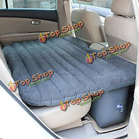 Автомобильные сиденья подушка заднего сиденья открытый кровать надувной матрас для самостоятельного вождения тур