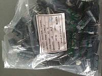 Конденсатор электролитический 2200 мкФ, 63 В, 18х36