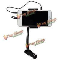 Автомобиль громкой держатель для телефона с FM привет-Fi для iPhone 6/6plus/5С, фото 1