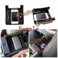 Автомобильный подлокотник перчаточный ящик средних хранения карман для Volvo XC60 по 09-13, фото 1