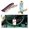 Руль вашгерда держателя маунта автомобиля смарт клип для мобильного телефона