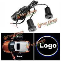 Бициклический 5w LED дверь радушные эмблем света с логотипом автомобиля для Audi специального
