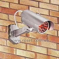 Видеокамера муляж Mock Security Camera с датчиком движения!!!