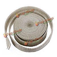 5смx15m выхлопных изолятор заголовок водосточная труба тепла пленка высокая температура
