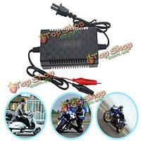 Мотоцикл скутер свинцово-кислотных толковейший заряжатель батареи импа ульс