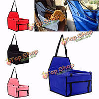 Складная водонепроницаемая автомобильная циновка гамака сумки-переноски для домашних животных кошки собаку безопасности усаживает защи