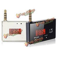 ЖК-дисплей 3.5 беспроводной автомобильный радиоприемник FM-передатчик модулятор для iphones6 / 6с ставку