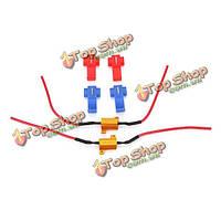 10Вт 39ohm LED автомобиля луковицы ошибка CANbus свободные резисторы предупреждения компенсатора 501 BA9s