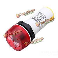 Ad58b-22sm LED индикатор сигнала вспышку света прерывистый звук зуммера