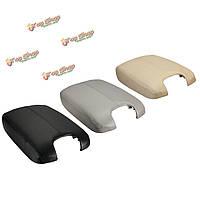 Кожа пластик центральной консоли Подлокотник крышка для Honda Accord 2008-2012