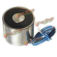 DC12V 4w электрический магнит соленоида подъема 11lb (5 кг) подъемная сила