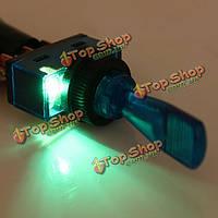 12В подсветка флик переключатель шлюпки автомобиля приборной панели панели