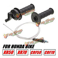 Тросик газа руль рукоятки кожух для Honda xr50 crf50 xr70 crf70