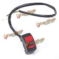 7/8-дюйма мотоцикл внедорожник кнопка включения/выключения переключатель для Honda xr50