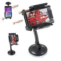 Вращение на 360 ° в автомобиле крепление поддержка держатель кронштейн подставка для мобильного телефона GPS mp4