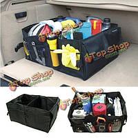 Хранение автомобиля сумка складной органайзер багажника автомобильные аксессуары получить мешок контейнера 55x40x26cm