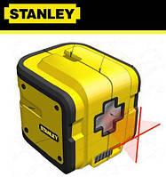 """Уровень лазерный кросслайнер """"Cubix"""", (крест), дальность 8м, ошибка +/- 0,8 мм/м"""