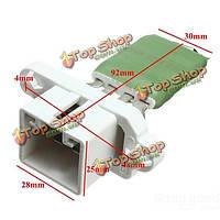 Мотор вентилятора отопителя резистор вентилятора для Форд Фиеста МК 6 2008-2013