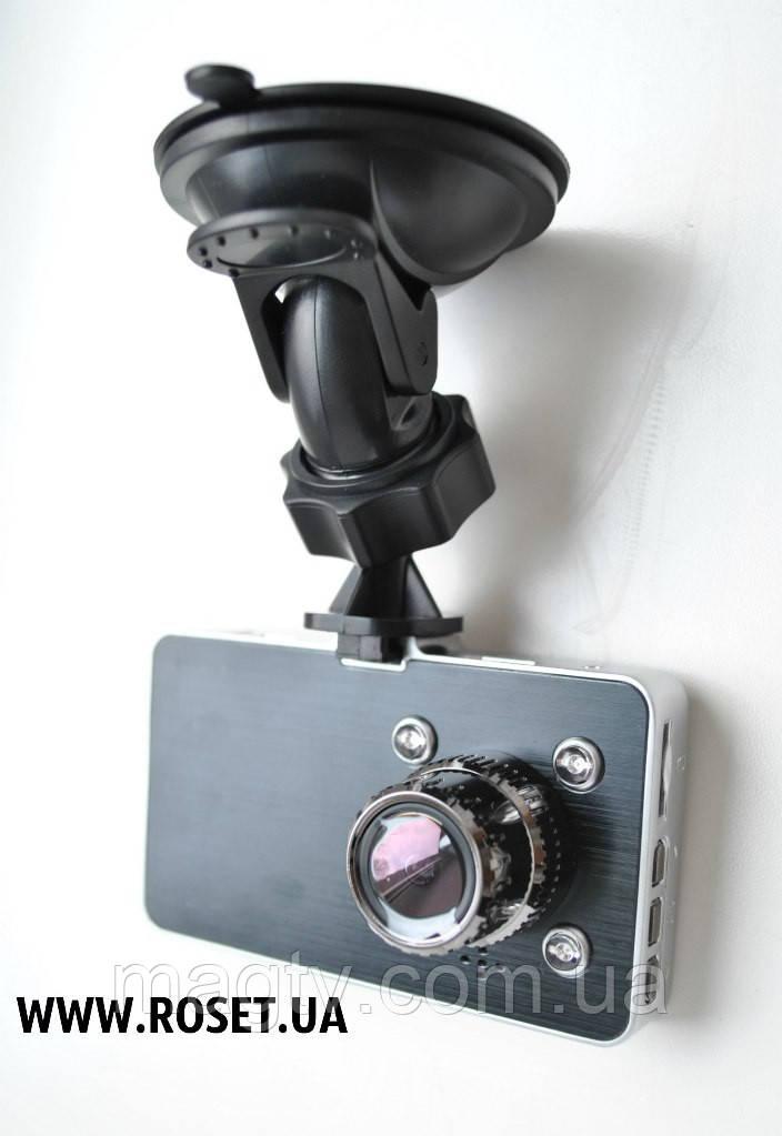 Автомобильный видеорегистратор компактный