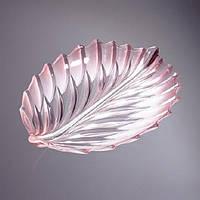 Блюдо 40,5 см Barca Satin-Rose