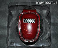 Электронный Шагомер Pedometer А-656
