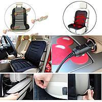 Универсэла 12v обогрев сидений автомобиля DC Автофургон тепла подушка с переключателем управления